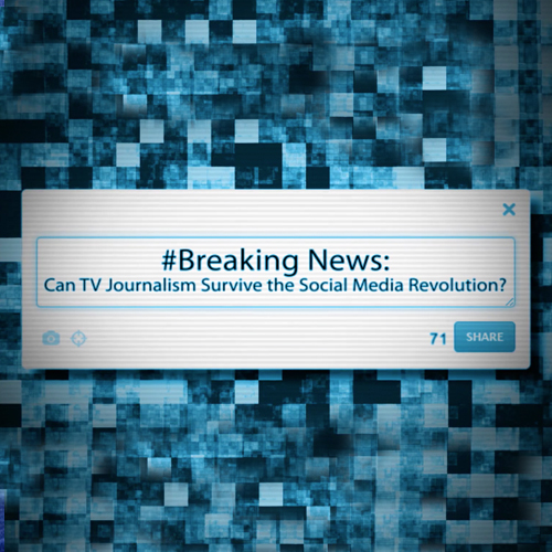 RTS Lecture 2012: #Breaking News