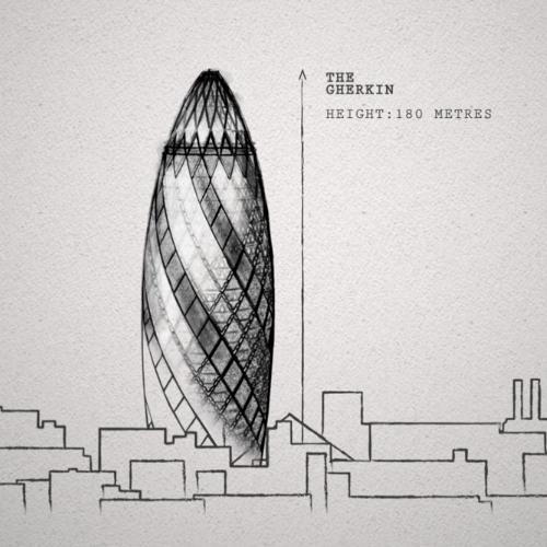 Into Orbit: A Culture Show Special – Skyscraper Morph