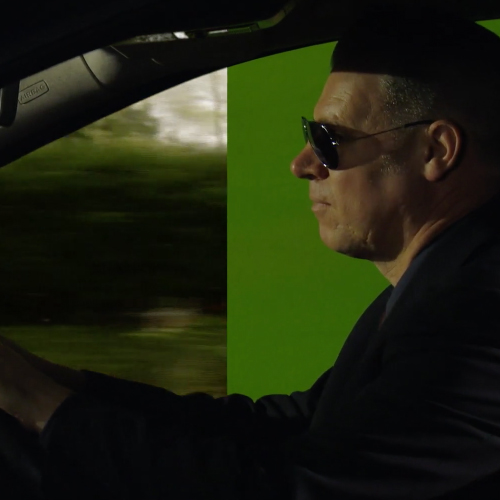 The Culture Show – Paolo Sorrentino Green Screen Sequence – VFX Breakdown