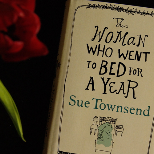 Sue Townsend Cover Animation