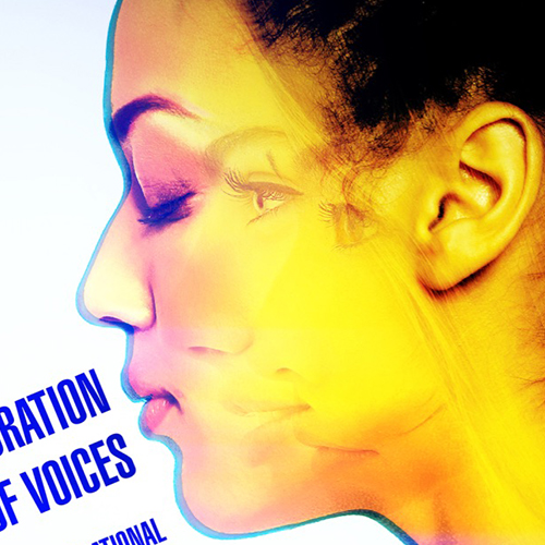 Celebration of Voices – Poster
